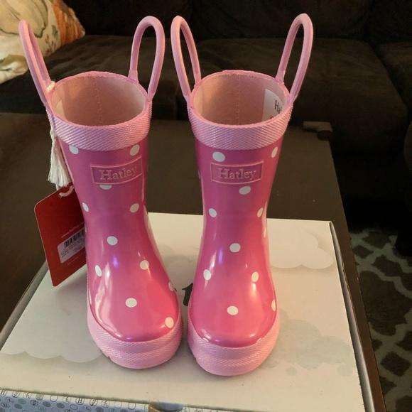 0623e7a3b8c4 Hatley girls rain boots